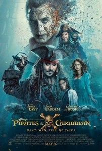 Piratas do Caribe – A Vingança de Salazar 1